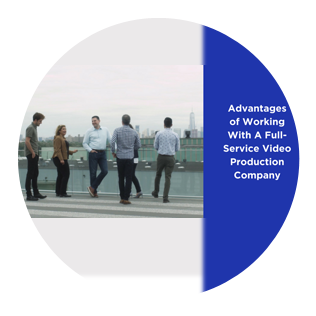 Experience the benefits of a full-service video production company