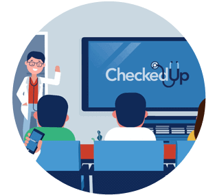 CheckedUp – Animated Explainer Video