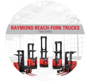 Raymond Lift Trucks – Infographic Video