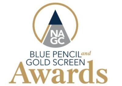 Blue pencil award